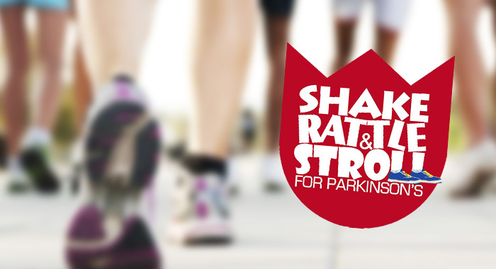 Shake, Rattle and Stroll for Parkinson's
